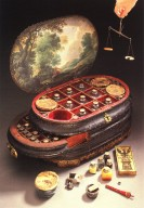 16th century medicine chest