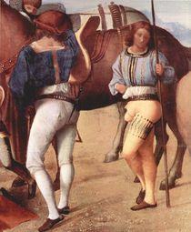 Italian hose, 1500-1510)